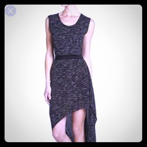 BCBG Evelyn dress in black
